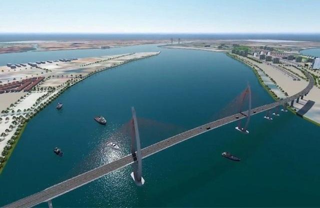 Đề xuất dự án cầu vượt biển nối liền Cần Giờ - Vũng Tàu - 1