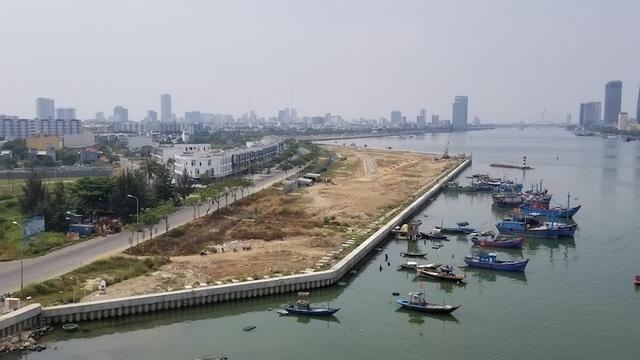 Đà Nẵng xem xét điều chỉnh quy hoạch các dự án ven sông Hàn - 1