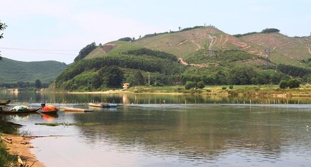 Bi hài cảnh trận địa cọc tre dàn kín mặt sông chống tàu cát tại Thừa Thiên Huế - 2