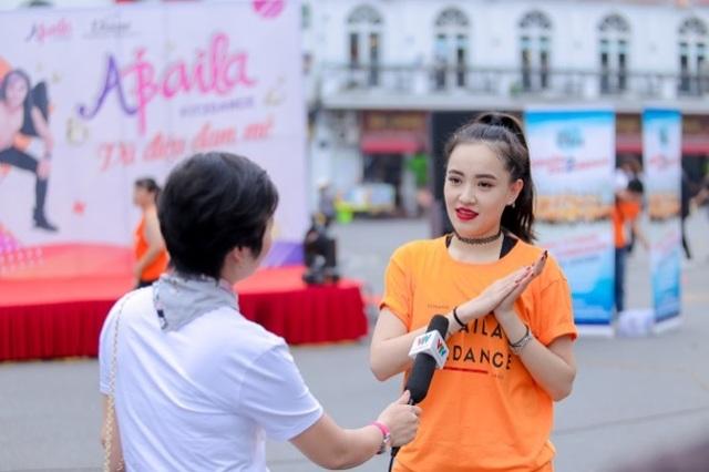 Hàng ngàn người tham dự flashmod Vũ điệu đam mê cùng Moist Diane Việt Nam - 4