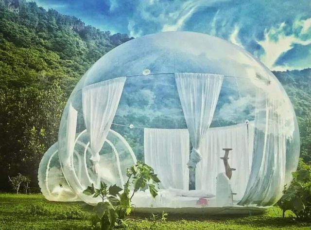 """Đến khách sạn bong bóng khổng lồ - Nơi có cả """"nghìn ảnh sống ảo"""" - 1"""