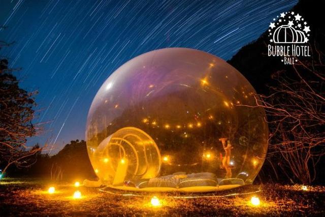 """Đến khách sạn bong bóng khổng lồ - Nơi có cả """"nghìn ảnh sống ảo"""" - 5"""