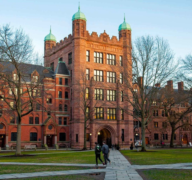 Du học sinh Việt Nam chia sẻ kinh nghiệm chinh phục trường Ivy League - 1