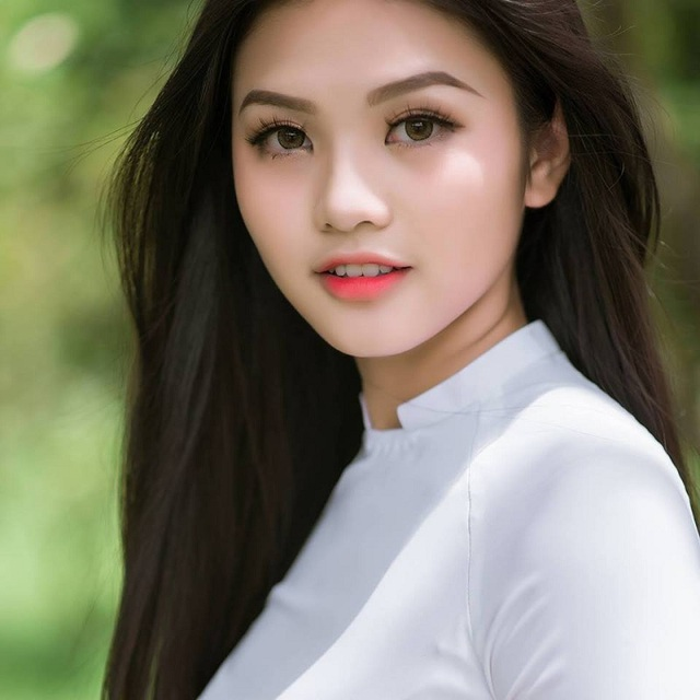 Gặp lại top 3 Miss Teen 2017 cao 1m72, giỏi hai ngoại ngữ - 1