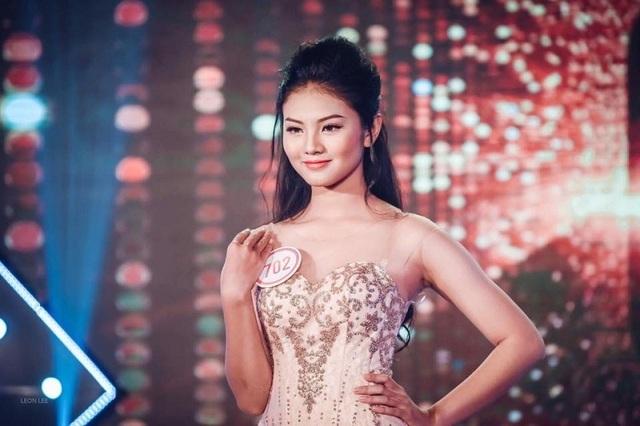 Gặp lại top 3 Miss Teen 2017 cao 1m72, giỏi hai ngoại ngữ - 2
