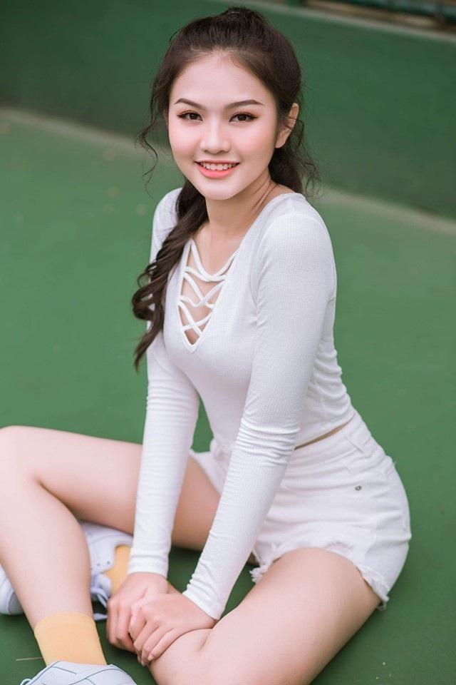 Gặp lại top 3 Miss Teen 2017 cao 1m72, giỏi hai ngoại ngữ - 6