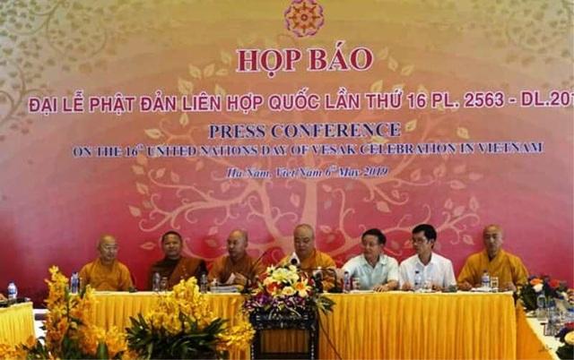 Sẵn sàng cho Đại lễ Phật đản Liên hợp quốc Vesak 2019 - 1