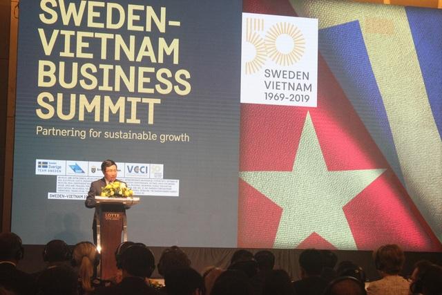 Công chúa kế vị Thụy Điển lạc quan về tiềm năng hợp tác với Việt Nam - 5