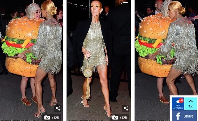 Choáng váng với váy bó nghẹt thở của Kim Kardashian - 12