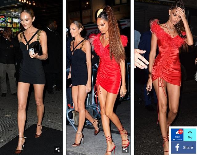 Choáng váng với váy bó nghẹt thở của Kim Kardashian - 23