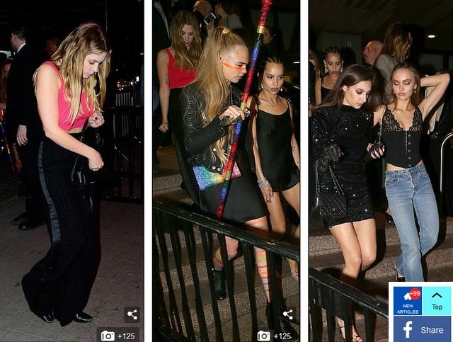 Choáng váng với váy bó nghẹt thở của Kim Kardashian - 25