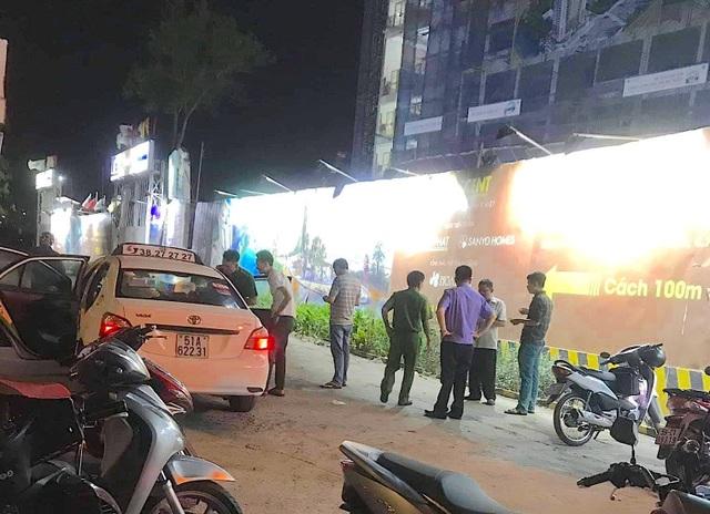 Nghi phạm cứa cổ tài xế taxi ở Sài Gòn bị bắt