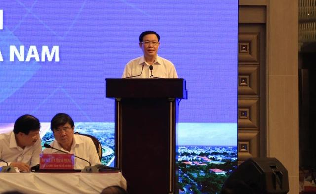 Thủ tướng và 2 Phó Thủ tướng chỉ đạo về liên kết vùng kinh tế trọng điểm phía Nam - 3