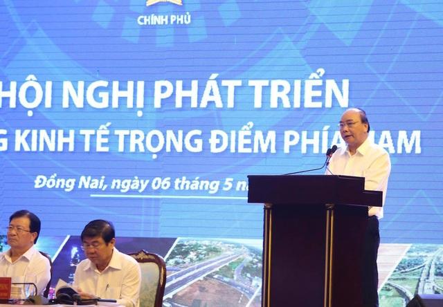 Thủ tướng và 2 Phó Thủ tướng chỉ đạo về liên kết vùng kinh tế trọng điểm phía Nam - 4