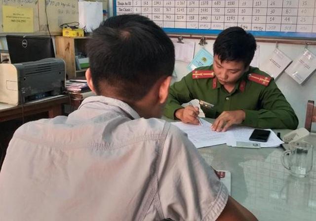 Đà Nẵng: Xử phạt nam thanh niên hành hung phóng viên 2,5 triệu đồng - 1