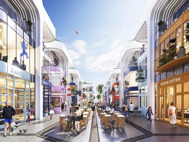 Shop Villas The Arena tại Cam Ranh sở hữu nhiều lợi thế - 2