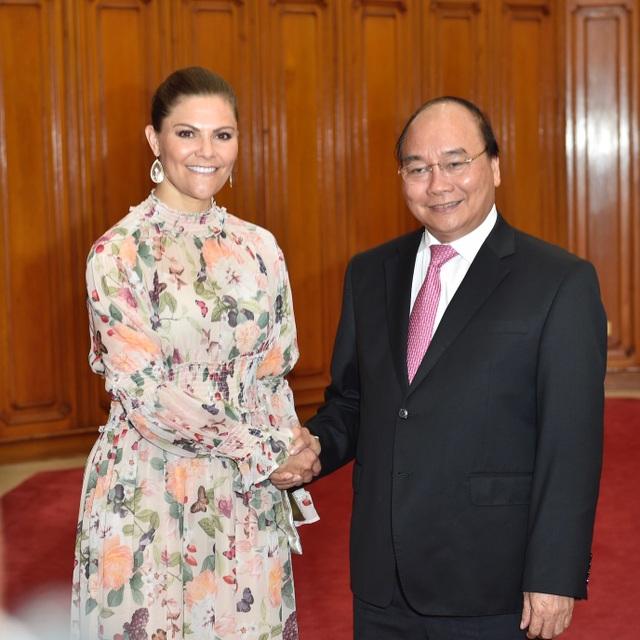Thủ tướng: Thụy Điển là đối tác rất quan trọng và tin cậy của Việt Nam - 1
