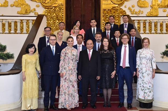 Thủ tướng: Thụy Điển là đối tác rất quan trọng và tin cậy của Việt Nam - 2