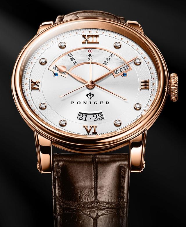 Thương hiệu đồng hồ Poniger - Chất lượng tuyệt hảo đến từ Thuỵ Sỹ - 2