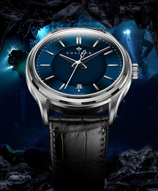 Thương hiệu đồng hồ Poniger - Chất lượng tuyệt hảo đến từ Thuỵ Sỹ - 4