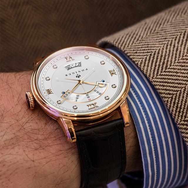 Thương hiệu đồng hồ Poniger - Chất lượng tuyệt hảo đến từ Thuỵ Sỹ - 5