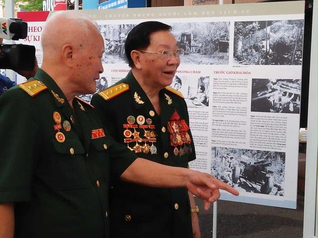 TPHCM: Triển lãm những câu chuyện làm nên chiến thắng Điện Biên Phủ - 2