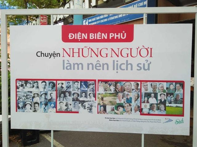 TPHCM: Triển lãm những câu chuyện làm nên chiến thắng Điện Biên Phủ - 4