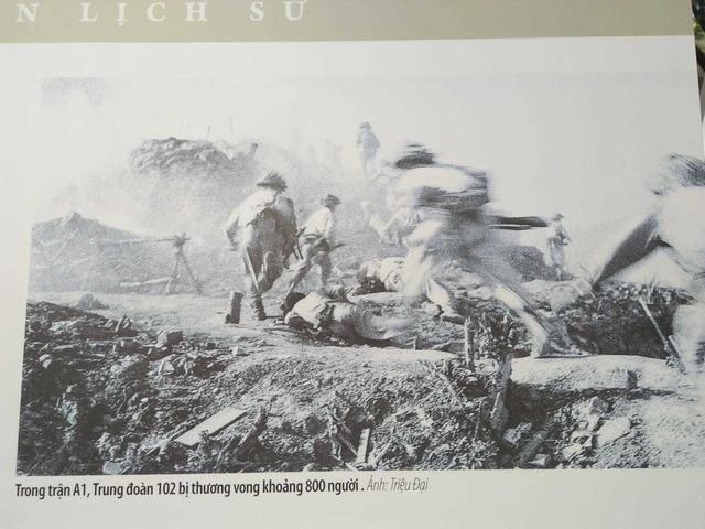 TPHCM: Triển lãm những câu chuyện làm nên chiến thắng Điện Biên Phủ - 9