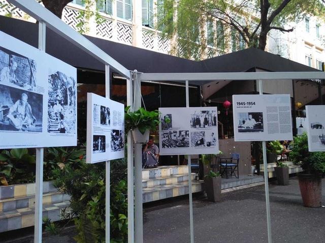 TPHCM: Triển lãm những câu chuyện làm nên chiến thắng Điện Biên Phủ - 13