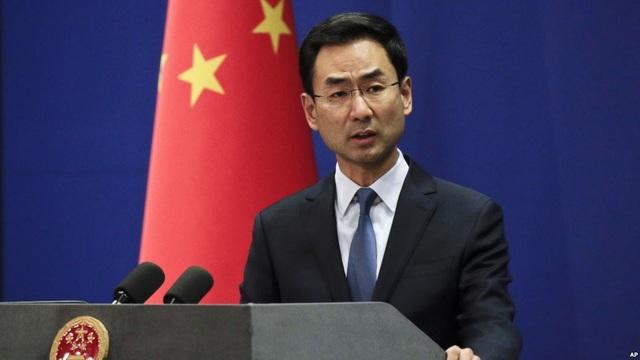 Trung Quốc từ chối hiệp ước hạt nhân với Nga và Mỹ - 1