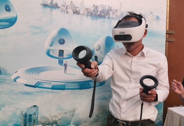 HTC bất ngờ kinh doanh thiết bị thực tế ảo tại Việt Nam thay vì smartphone - 3