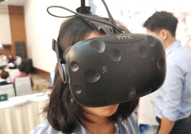 HTC bất ngờ kinh doanh thiết bị thực tế ảo tại Việt Nam thay vì smartphone - 2