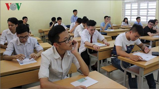 10 lưu ý với thí sinh chuẩn bị bước vào kỳ thi THPT Quốc gia năm 2019 - 2