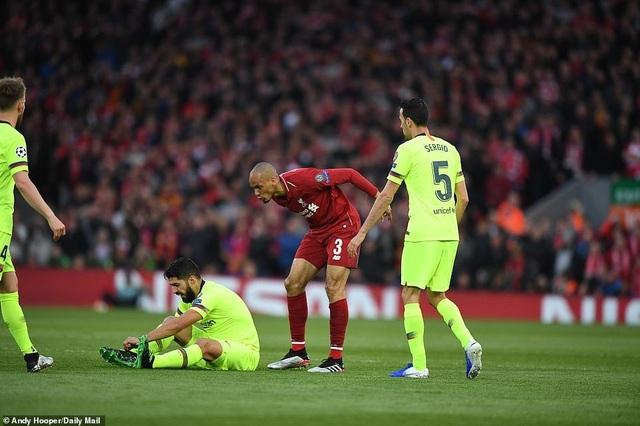"""Những khoảnh khắc kinh điển trong ngày Liverpool """"hủy diệt"""" Barcelona - 22"""