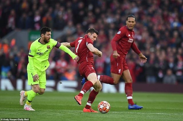"""Những khoảnh khắc kinh điển trong ngày Liverpool """"hủy diệt"""" Barcelona - 21"""