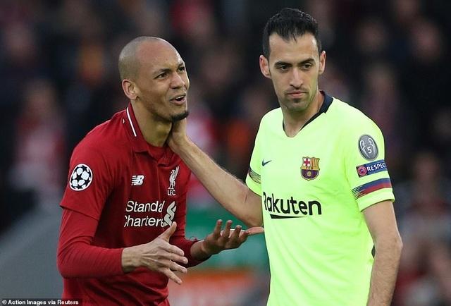 """Những khoảnh khắc kinh điển trong ngày Liverpool """"hủy diệt"""" Barcelona - 18"""