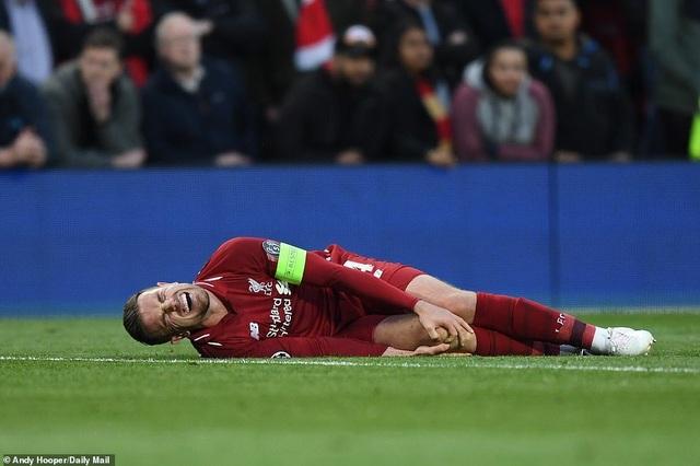 """Những khoảnh khắc kinh điển trong ngày Liverpool """"hủy diệt"""" Barcelona - 20"""