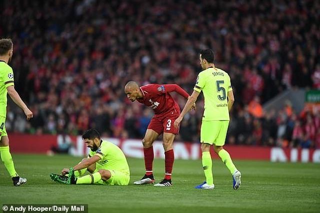 Liverpool 4-0 Barcelona: Cú sốc lớn tại Anfield - 16