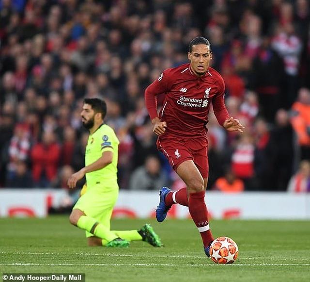Liverpool 4-0 Barcelona: Cú sốc lớn tại Anfield - 14