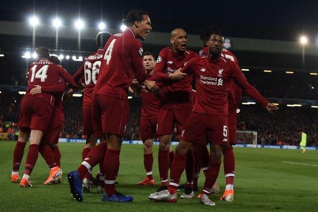 """HLV Klopp: """"Tôi vô cùng tự hào về cầu thủ Liverpool"""" - 1"""
