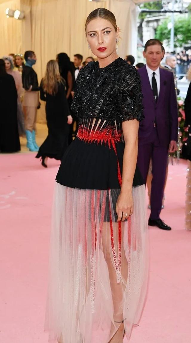 Maria Sharapova sành điệu dự Met gala - 1