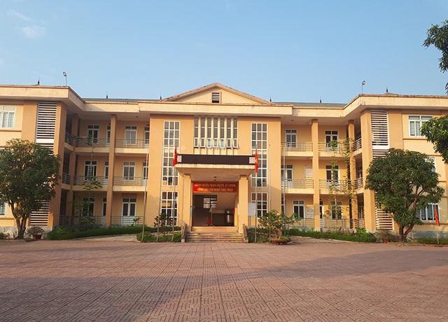 Bất thường hồ sơ nhận tiền quản lý dự án của cán bộ phường tại Hà Tĩnh - 1