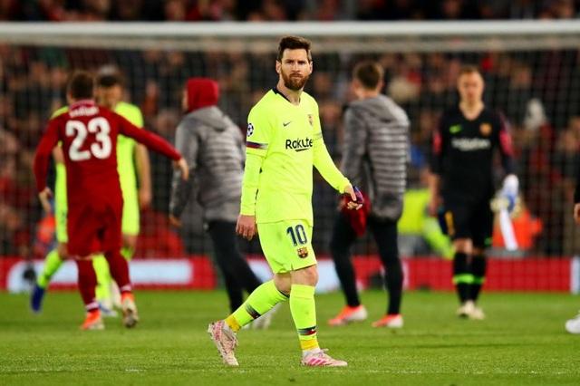 Mourinho lên tiếng chê bai Barcelona sau thảm bại trước Liverpool - 1