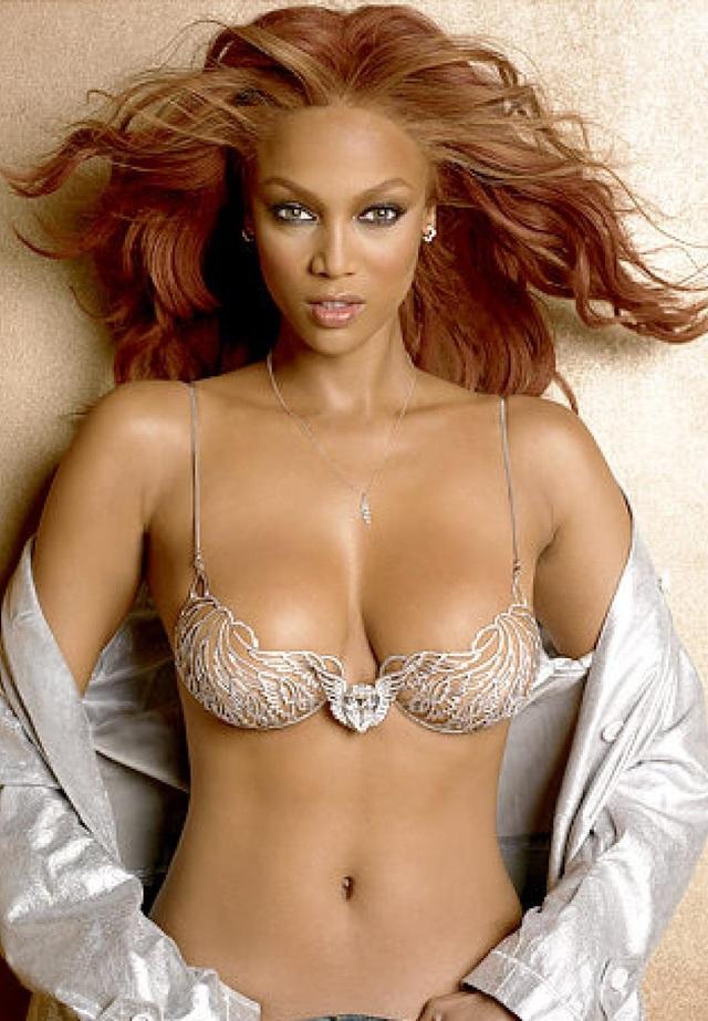Tyra Banks là gương mặt trang bìa tạp chí áo tắm Sports Illustrated - 6