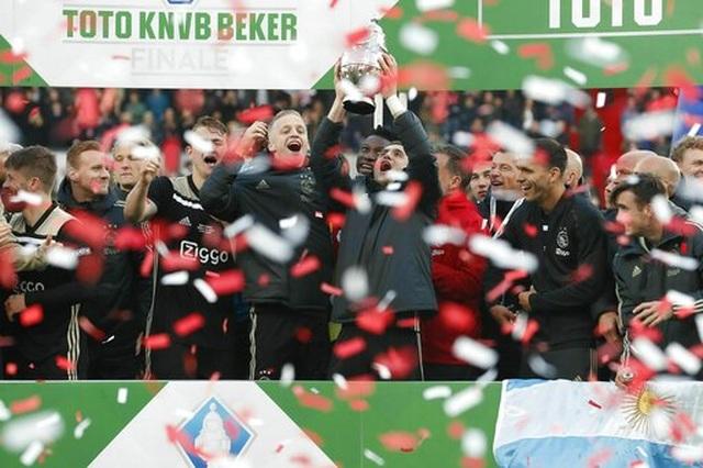 Ajax - Tottenham: Bài học lớn từ Anfield - 3