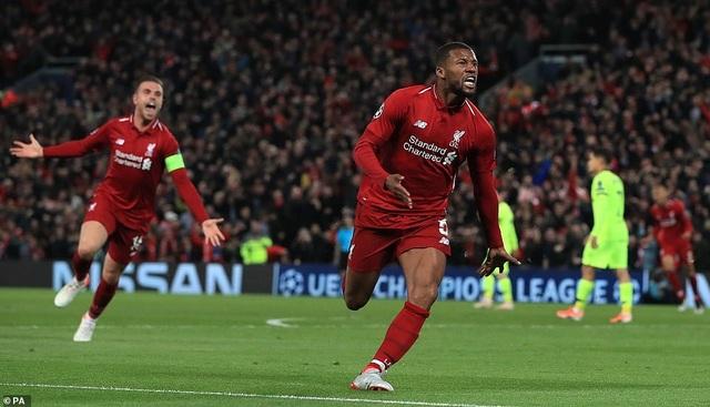 """Những khoảnh khắc kinh điển trong ngày Liverpool """"hủy diệt"""" Barcelona - 7"""