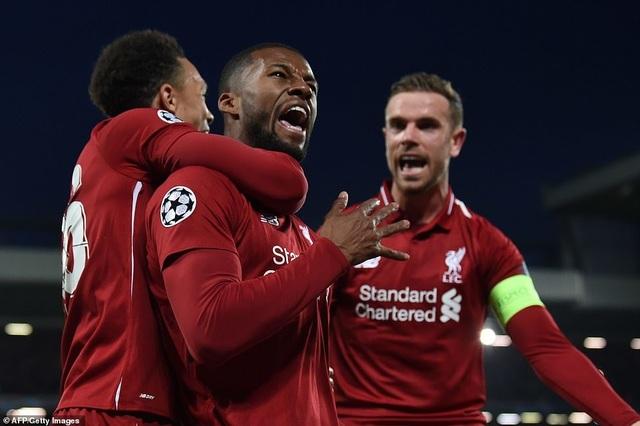 """Những khoảnh khắc kinh điển trong ngày Liverpool """"hủy diệt"""" Barcelona - 11"""