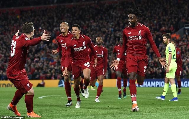 Niềm vui đặc biệt dành cho người hâm mộ Liverpool - 1