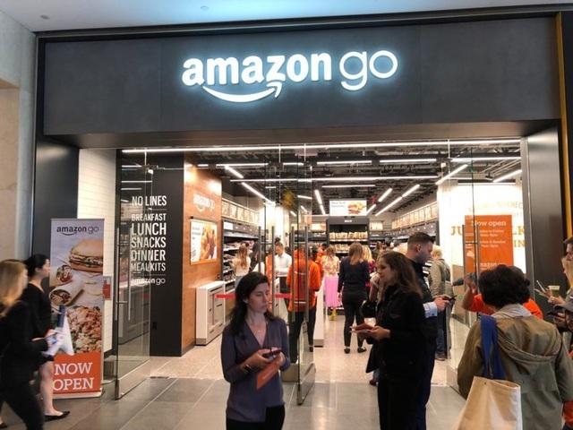 """Cửa hàng """"không tiền mặt"""" - nỗ lực bất thành của Amazon? - 1"""