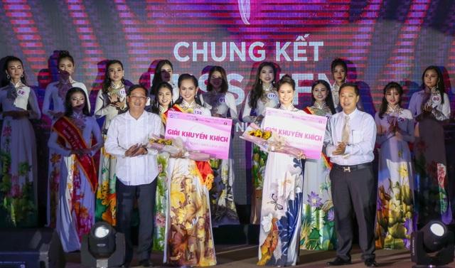 Nữ sinh khoa Du lịch trở thành hoa khôi ĐH Tài chính - Marketing 2019 - 5